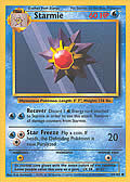 Starmie aus dem Set Basis