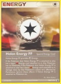Holon-Energie FK aus dem Set EX Delta Species