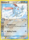 Azumarill aus dem Set EX Delta Species