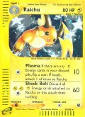 Raichu aus dem Set E-Expedition