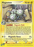 Magneton aus dem Set Themendeck: Team Rushdown Deck