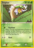 Tropius aus dem Set EX Hidden Legends