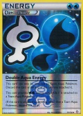 Double Aqua Energy* aus dem Set XY Doppeltes Dilemma