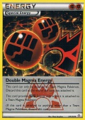 Double Magma Energy* aus dem Set XY Doppeltes Dilemma