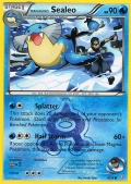 Team Aquas Seejong aus dem Set XY Doppeltes Dilemma
