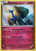Xerneas aus dem Set XY TURBOstart
