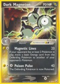 Dunkles Magneton aus dem Set EX Team Rocket Returns