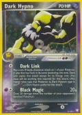 Dunkles Hypno aus dem Set EX Team Rocket Returns